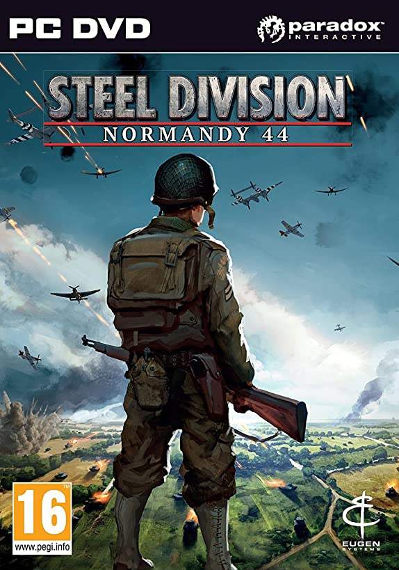 Steel Division Normandy 44 (PC DVD) UK IMPORT REGION FREE