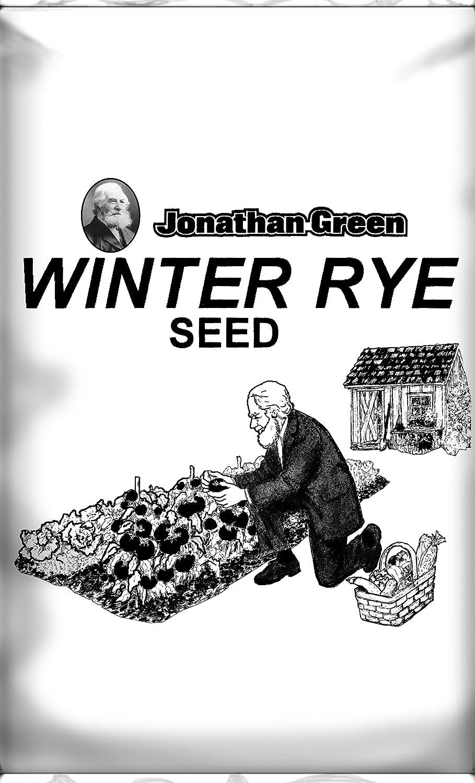 Jonathan Green Winter Rye Superior Seed quality assurance Grass 5-Pound