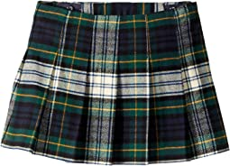 Polo Ralph Lauren Kids - Tartan-Print Pleated Skirt (Toddler)