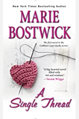 A Single Thread (Cobbled Court Quilts Book 1) Kindle Edition