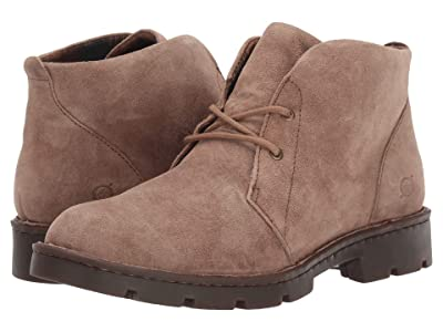 Born Banni (Taupe Suede) Women
