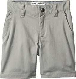 Carter Stretch Walk Shorts (Toddler/Little Kids)