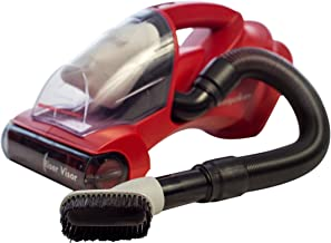 Eureka 72A EasyClean Deluxe Lightweight Handheld Cleaner, Corded Vacuum, Red