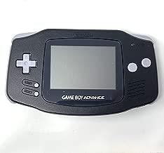 Game Boy Advance Console Black Edition