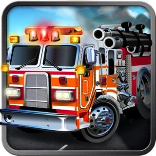 Fire Truck Parking Simulator