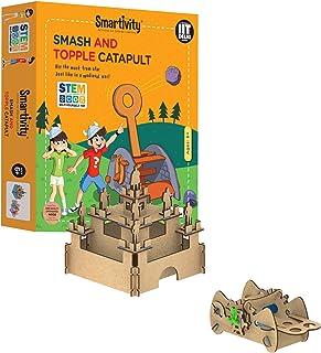 Smartivity Smash and Topple catapult S.T.E.M