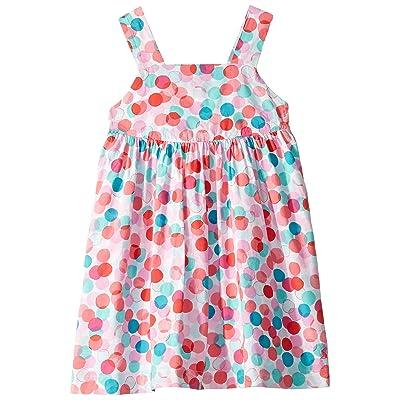 Joules Kids Joy Dress (Toddler/Little Kids) (Multi Fairy Spot) Girl