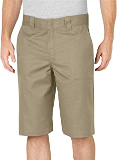 Dickies Men's 13 Inch Relaxed Fit Stretch Twill Work Short