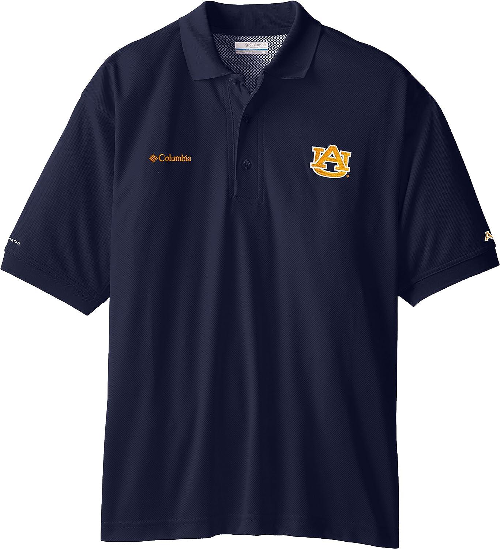NCAA Auburn Tigers Collegiate Perfect Cast Polo Shirt