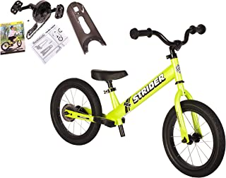 Strider - 14X 2-in-1 Balance to Pedal Bike Kit (Renewed)