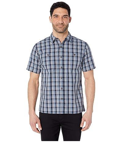 Mountain Hardwear Little Cottonwoodtm Short Sleeve Shirt (Dark Zinc) Men