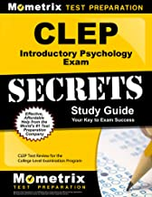CLEP Introductory Psychology Exam Secrets Study Guide: CLEP Test Review for the College Level Examination Program (Mometrix Secrets Study Guides)