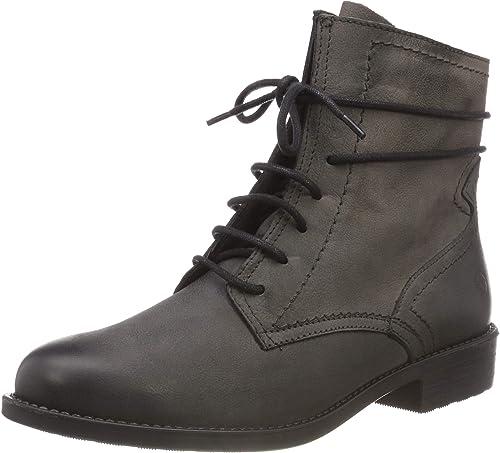 Tamaris 25111-21, botas Militar para mujer