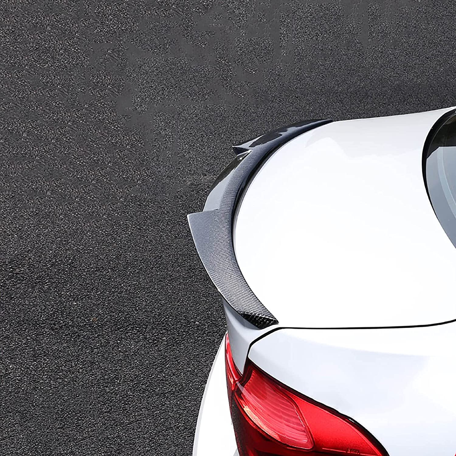 ZINIUKEJI Finally resale start Limited time trial price Rear Wing Spoiler Car Accessories Body C-S Appearance