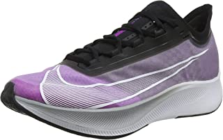 Men's Zoom Fly 3 Running Shoes (10.5, Purple/White)