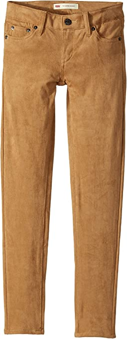 Levi's® Kids 710 Suede Super Skinny Jeans (Big Kids)