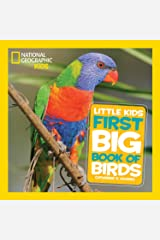 Little Kids First Big Book of Birds (National Geographic Kids) Kindle Edition