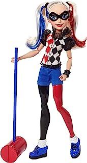 DC Super Hero Girls Action Dolls with Super Hero Accessories