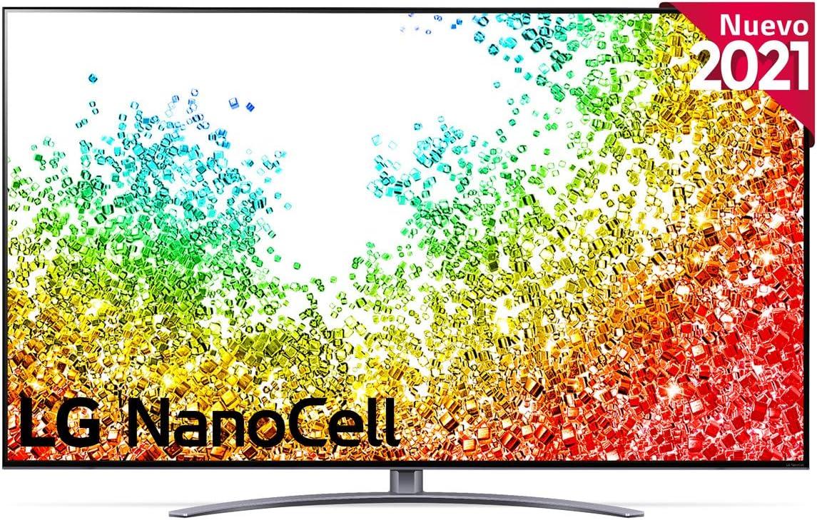 mejores televisores 8K baratos LG NanoCell TV