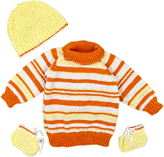 145d8ba8e444 Amazon.com  Oranges - Sweaters   Clothing  Clothing
