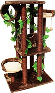 Best kitty mansions oak cat tree Reviews