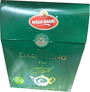 Wagh Bakri Pure Darjeeling Tea - 200 Grams