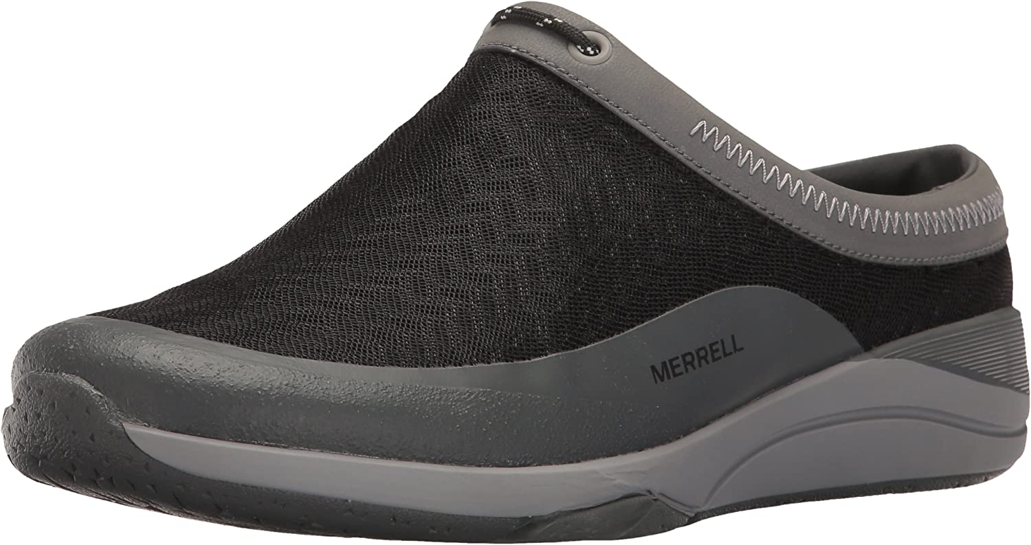 Merrell Womens Applaud Mesh Slide Hiking shoes