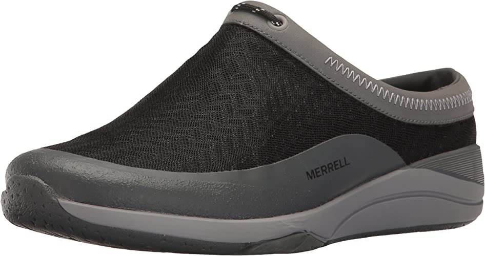 Merrell Wohommes Applaud MESH Slide Hiking chaussures, noir, 9 M US