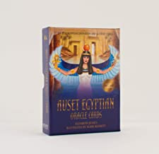 Auset Egyptian Oracle Cards: Ancient Egyptian Divination and Alchemy Cards (Rockpool Oracle Card Series)