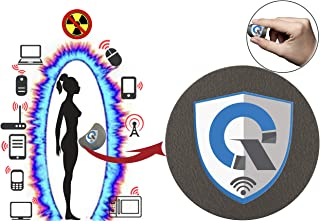 EMF Protection Anti Radiation Shield : for Phone Protection, WiFi Protection, Laptop | Lab-Tested 90% Personal Protection Devices | EMF Protector 1.5""