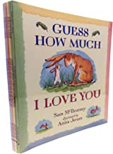 Sam McBratney Guess How Much I Love You 5 Books Set Collection