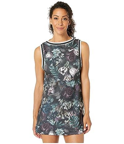 Nike Nike Court Dress (Black/Oxygen Purple/Oxygen Purple) Women