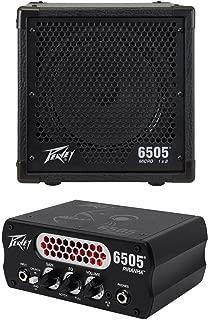 Peavey 6505 Piranha Micro Head Guitar Preamp Amplifier Tube + 8