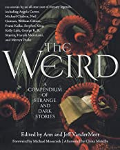 Best weird fiction anthology Reviews