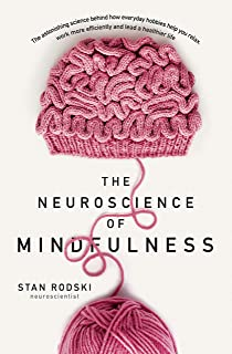 The Neuroscience of Mindfulness: The Astonishing Science behind How Everyday Hobbies Help You Relax (English Edition)