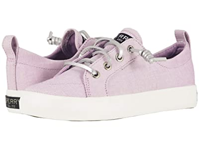 Sperry Kids Crest Vibe (Little Kid/Big Kid) (Lavendar) Girls Shoes
