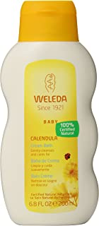 Weleda Calendula Cream Bath,  6.8-Ounce