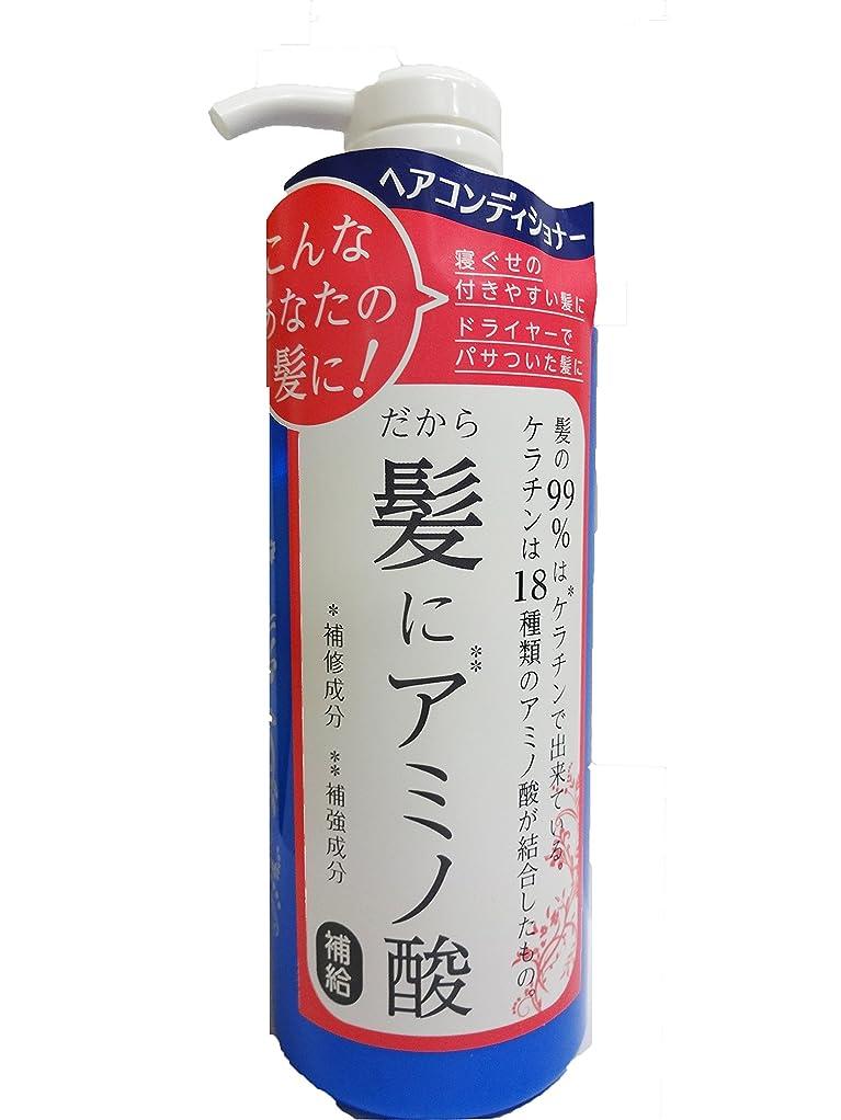 リングレット内訳雄弁ビピット アミノ酸コンディショナー 500ml