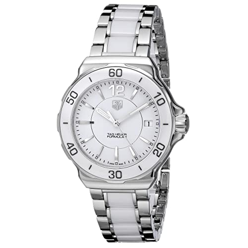 TAG Heuer Women s WAH1211.BA0861 Formula One Stainless Steel Dress Watch a3f720fccb