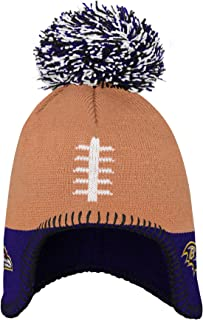 NFL Unisex-Baby Football Head Knit Hat