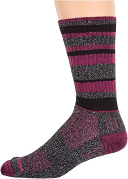 Black/Fuchsia Stripe