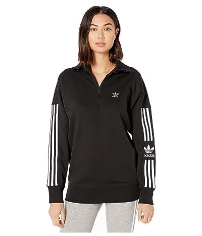 adidas Originals Lock Up Sweatshirt (Black) Women