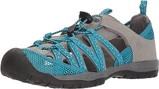 Women's Santa ROSA Sport Sandal, Teal/Gray, Size 9 M US