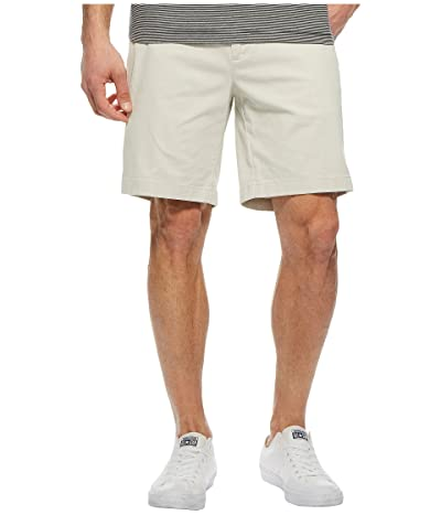 Nautica Classic Fit Stretch Deck Shorts (Nautica Stone) Men