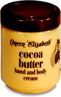 Queen Elisabeth Cocoa Butter Hand and Body Cream 500 ml