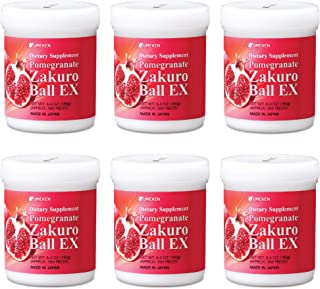 Sponsored Ad - Umeken Zakuro Ball EX - Concentrated Pomegranate Extract, Natural Vitamins, Minerals, Citric Acids and Tann...