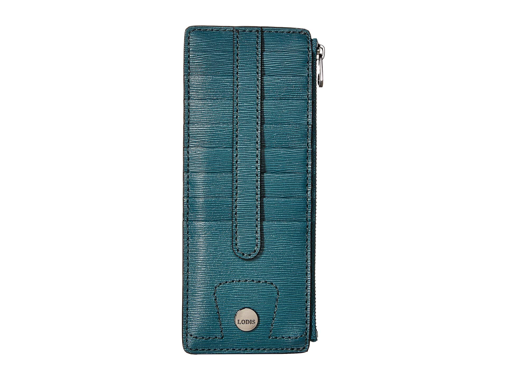 Lodis Zipper Hunter Pocket Belair Accessories Card Case Credit With r4wra1gqW