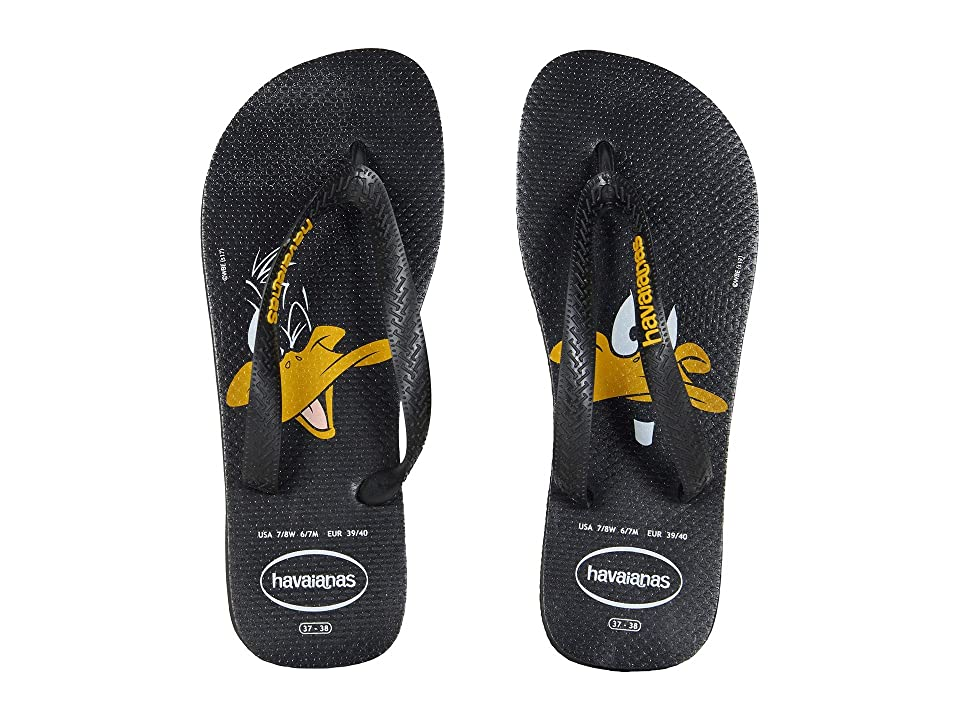 Havaianas Looney Tunes Flip-Flops (Black) Men