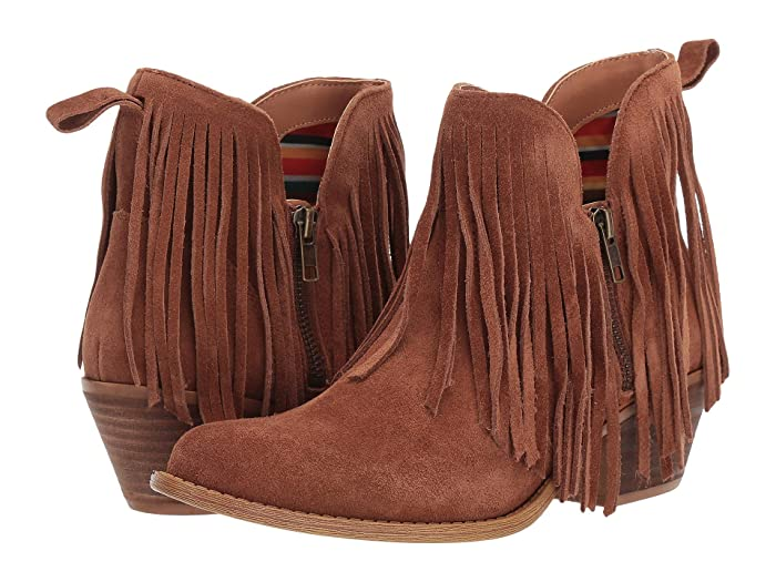 Jerico  Shoes (Whiskey Suede) Women's Boots