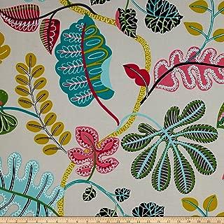 WAVERLY Sun N Shade A New Leaf Fiesta Fabric by The Yard